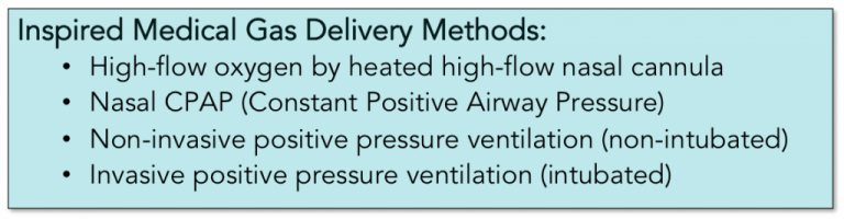Insp-Gas-Delivery-Methods