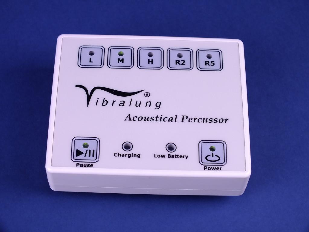 Vibralung Treatment Control Unit (TCU)